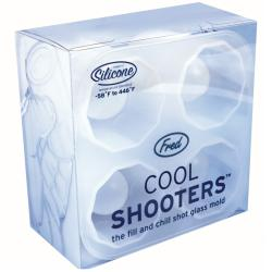 Fred & Friends Shotglass Novelty Icecube Molds