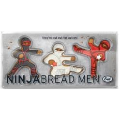 Ninja 3-piece Cookie Cutters Set