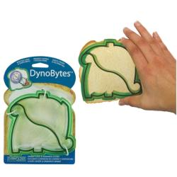 Dino Bytes Bread Crust Cutter and Cookie Cutter