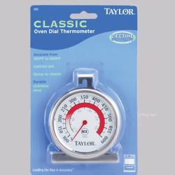 Taylor Precision Classic Oven Thermometer