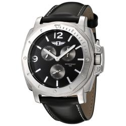 I by Invicta Men's Black Dial Black Watch