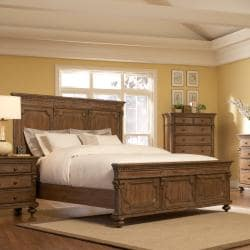 Mason Queen-size 5-piece Acacia Bedroom Set