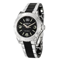 Raymond Weil Men's 'RW Sport' Stainless Steel and Rubber Quartz Watch