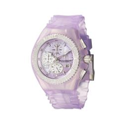 TechnoMarine Women's 'Cruise Original' Lavender Silicon Quartz Watch