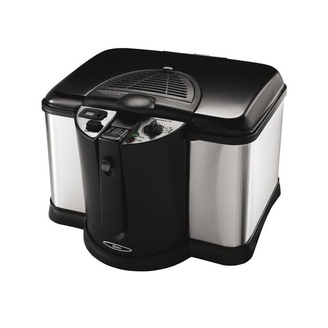 Oster CKSTDFZM70 Professional Style 4-liter Cool Touch Deep Fryer