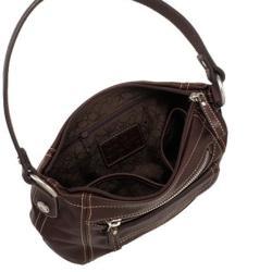 Fossil 'Hanover' Leather Shoulder Bag