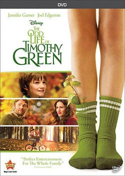 The Odd Life of Timothy Green (DVD)