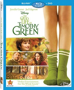 The Odd Life of Timothy Green (Blu-ray/DVD)