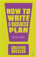How to Write a Business Plan (Paperback)