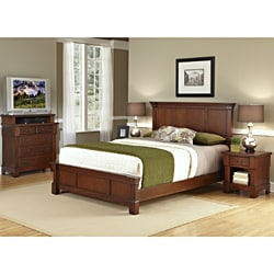 The Aspen Collection Queen/ Full Bedroom Set