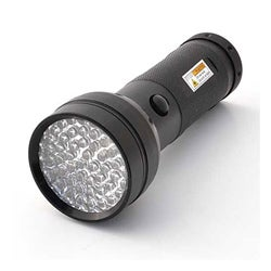 395 Nm 51 Uv Ultraviolet LED Flashlight Blacklight