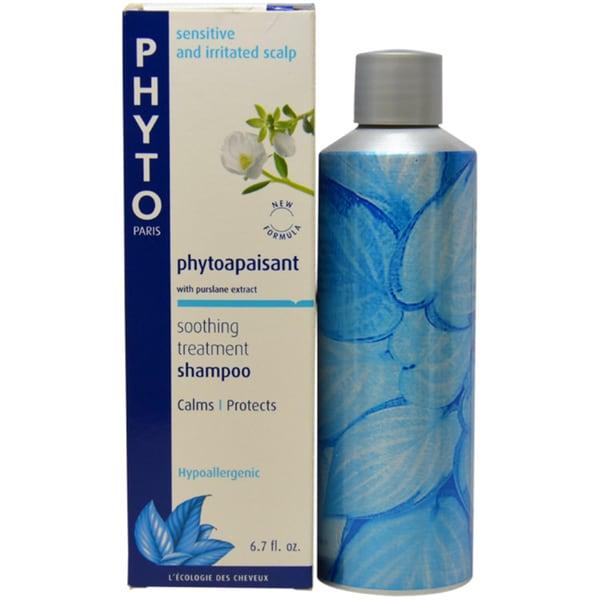 Phyto Phytoapaisant Soothing Treatment 6.7-ounce Shampoo