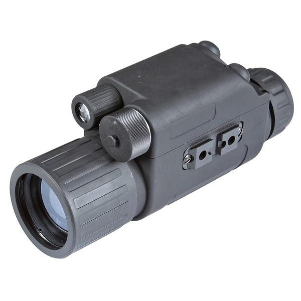 Armasight Prime Black Aluminum 3x Gen 1+ Night Vision Monocular