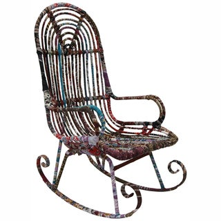 nuLOOM Casual Living Multi Rocking Chair