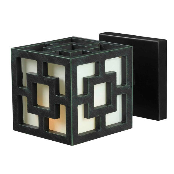 Shag 1 Light Sconce