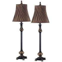 Crews Buffet Lamp (Set of 2)