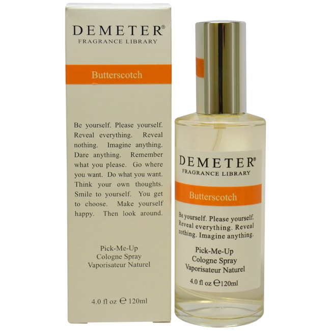 Demeter 'ButterScotch' Women's 4-ounce Cologne Spray
