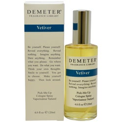 Demeter 'Vetiver' Women's 4-ounce Cologne Spray