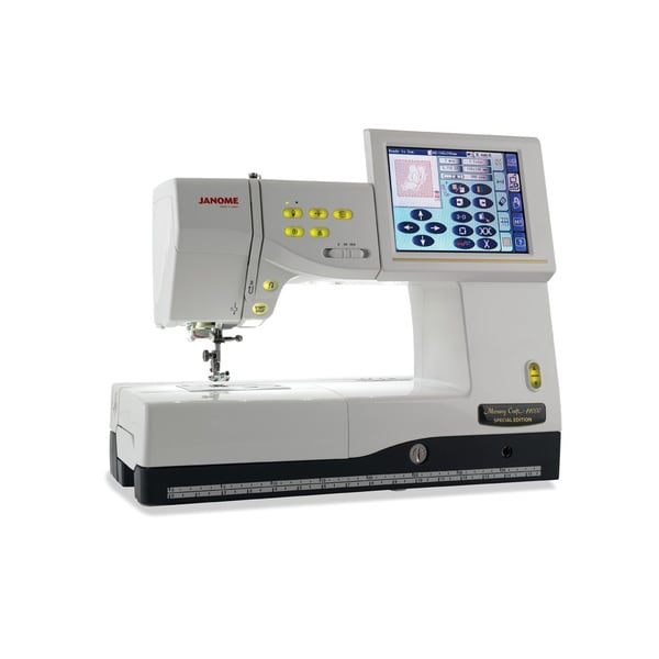 Janome Memory Craft 11000 Special Edition