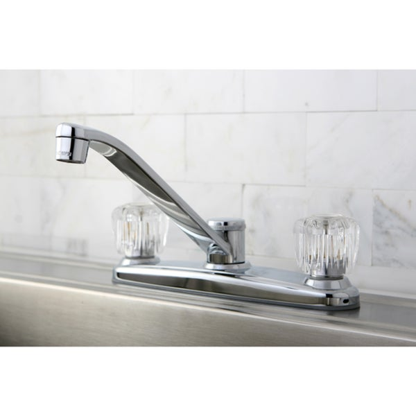Basic Two-Handle Kitchen Faucet