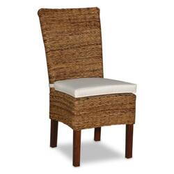 Farra Chair Abaca Small Astor with Cushion