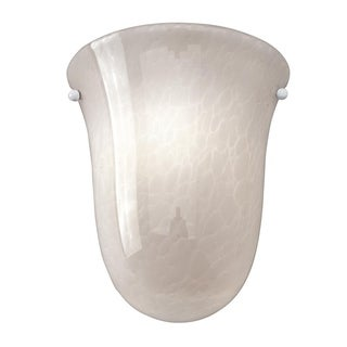 Access 'Manhattan' 2-light Opal Wall Sconce