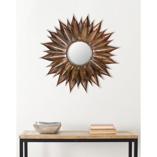 Safavieh Handmade Arts and Crafts Star Burst Wall Mirror