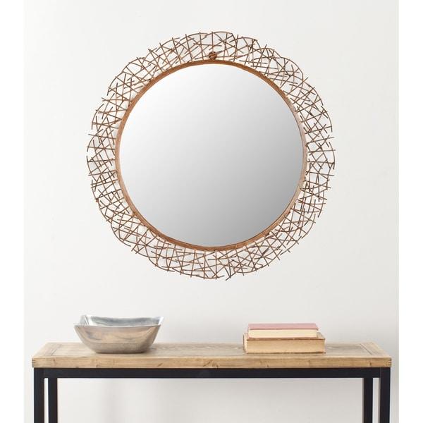 Safavieh Handmade Arts and Crafts Fragile Twigs Wall Mirror