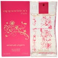 Emanuel Ungaro 'Apparition Pink' Women's 1.7-ounce Eau de Toilette Spray