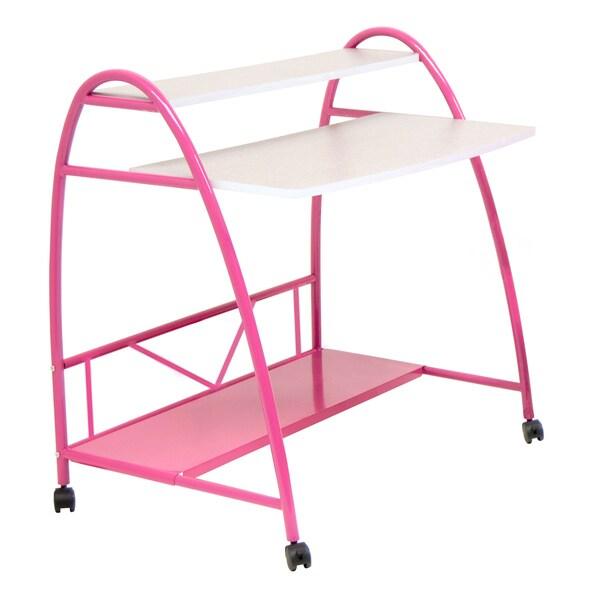 Studio Designs Pink Arc Table