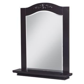 Yvette Wall Mirror with Shelf