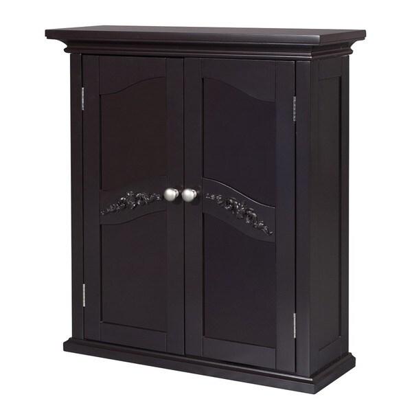 Yvette 2 Door Wall Cabinet 14696056 Shopping Great Deals On Elegant Home