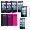 BasAcc Protector Case/ Screen Protector for HTC EVO Shift 4G
