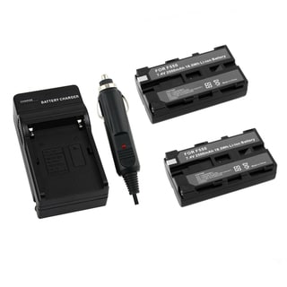 BasAcc Charger/ Battery for Sony NP-F550/ NPF330/ CCD-TR516/ CCD-TR716
