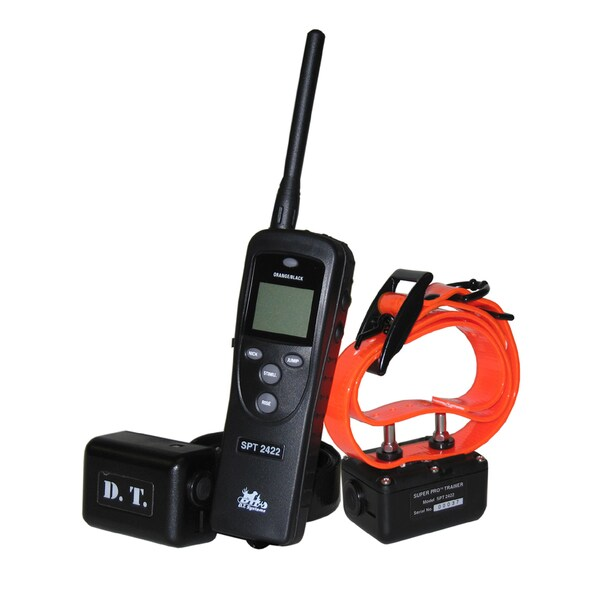 DT Systems Transmitter and Collar (Set of 2)