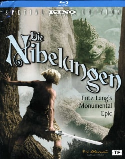 Die Nibelungen: Deluxe Remastered Edition (Blu-ray Disc)