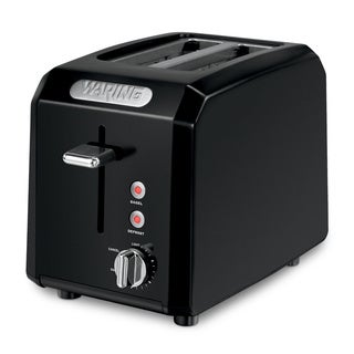 Waring Pro CTT200BK Black 2-slice Toaster