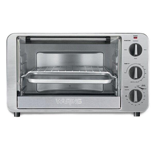 Countertop Oven Made In Usa : ... 1500-Watt Convection Toaster Oven (9730732 CONAIR-WARING PRO) photo