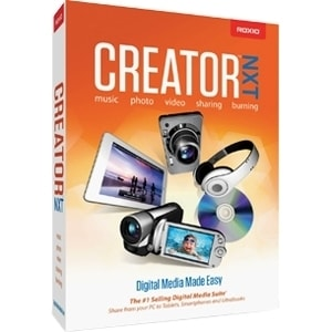 Corel Roxio Creator NXT - Complete Product - 1 User