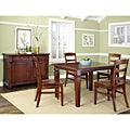 The Aspen Collection 5 Piece Dining Set