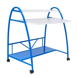 Studio Designs Blue Arc Desk