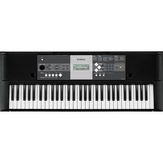 Yamaha YPT-230 Keyboard with 61-Key that Features 385 Natural Sound Voices