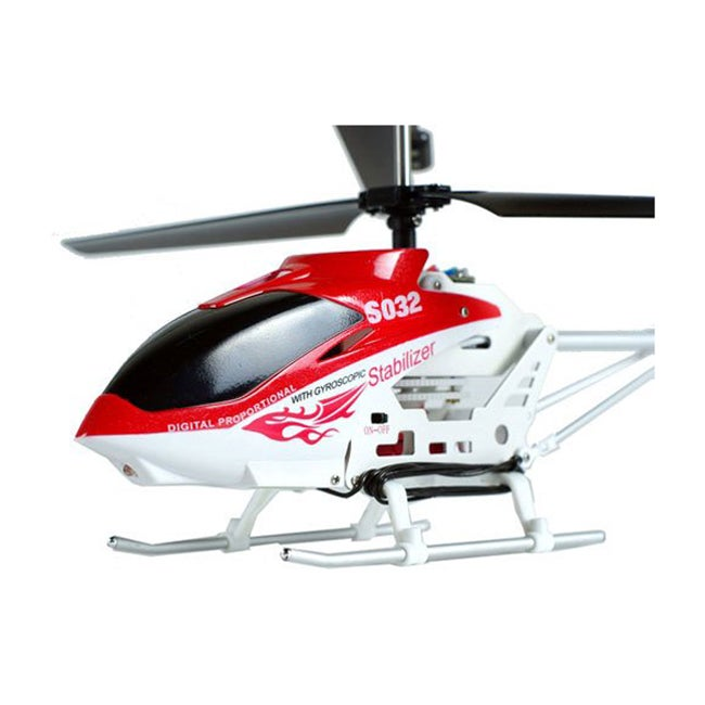 Metal Outdoor 3.5 Channel RC Helicopter S032