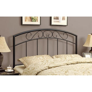 Black Queen/ Full-size Versatile Headboard