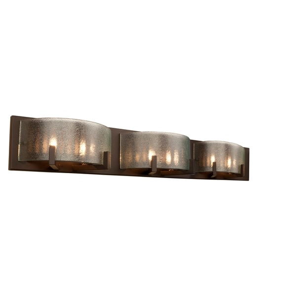 Varaluz Alternating Current Firefly 6-light Bronze Vanity Fixture