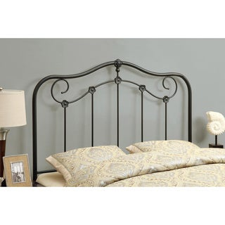Coffee Queen/Full-Size Versatile Metal Headboard