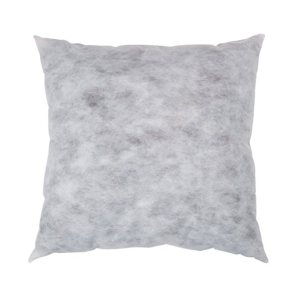 White Non-woven Polyester 30x30-inch Pillow Insert