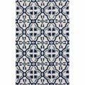 nuLOOM Handmade Marrakesh Trellis Indoor/ Outdoor Rug (8' x 10')