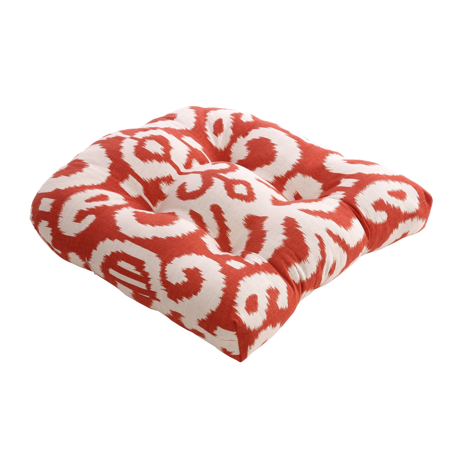 Fergano Chair Cushion in Flame