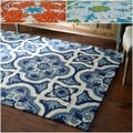 nuLOOM Handmade Marrakesh Trellis Indoor / Outdoor Rug (5' x 8')